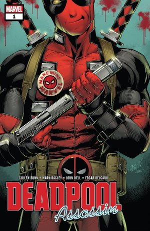 Deadpool - Assassin # 1 Issues (2018)