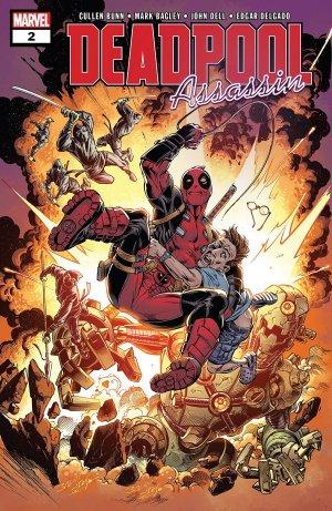 Deadpool - Assassin # 2
