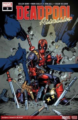 Deadpool - Assassin # 3 Issues (2018)