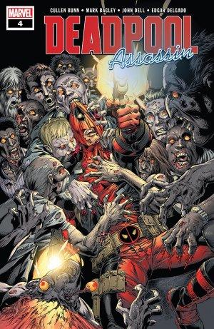 Deadpool - Assassin # 4