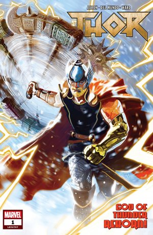 Thor # 1 Issues V5 (2018 - Ongoing)