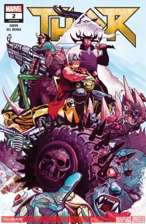 Thor # 2 Issues V5 (2018 - Ongoing)