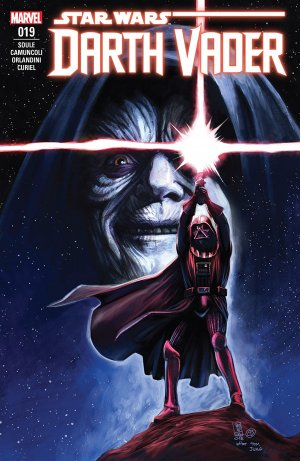 Darth Vader # 19 Issues V2 (2017 - 2018)
