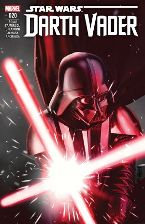 Darth Vader # 20 Issues V2 (2017 - 2018)
