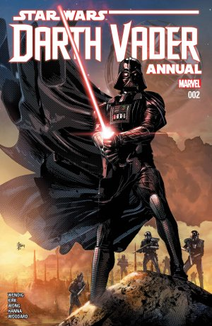Darth Vader # 2 Issues V1 Suite - Annual (2018)