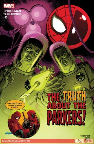 Spider-Man / Deadpool # 35 Issues (2016 - Ongoing)