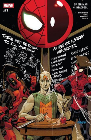 Deadpool # 37 Issues (2016 - Ongoing)