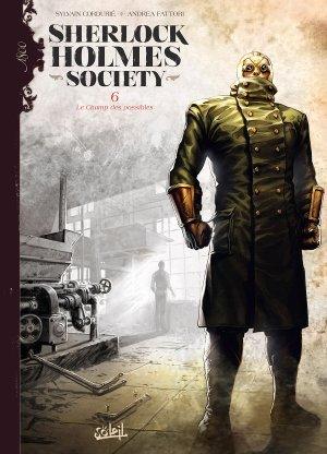 Sherlock Holmes society 6 simple
