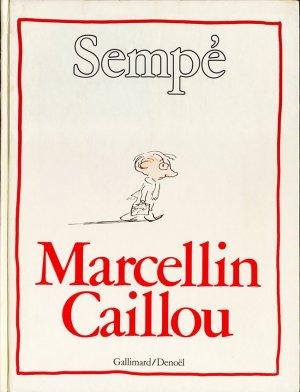 Marcellin caillou édition Simple
