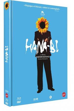 Hana-Bi  - Hana-bi -  Édition limitée, Digibook Blu-ray + DVD + B.O + Livret
