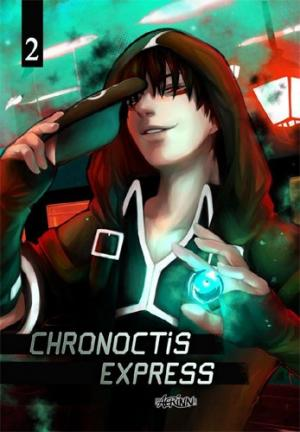 Chronoctis express 2 Global manga