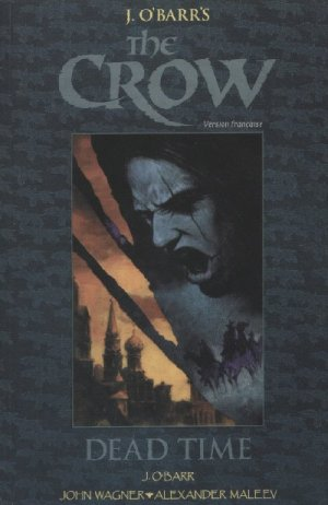 The Crow - Dead time édition TPB softcover (souple)
