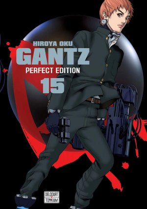 Gantz 15 Perfect