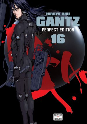 Gantz 16 Perfect
