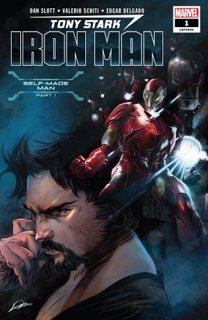 Tony Stark - Iron Man # 1 Issues (2018 - Ongoing)