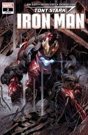 Tony Stark - Iron Man # 2