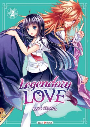 Legendary Love 2 Simple