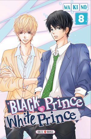 Black Prince & White Prince # 8