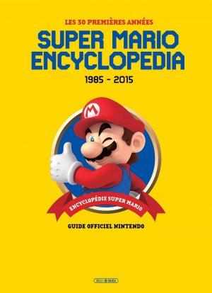 Super Mario Encyclopedia  Simple