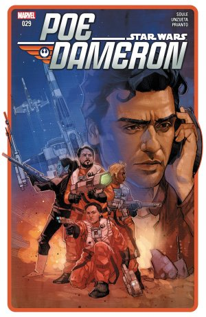 Star Wars - Poe Dameron # 29