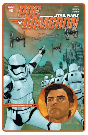 Star Wars - Poe Dameron # 30