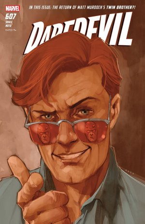 Daredevil # 607 Issues V1 Suite (2018 - Ongoing)