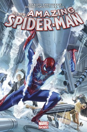 All-New Amazing Spider-Man # 4