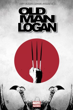 Old Man Logan # 3 TPB Hardcover - Marvel Now! - Issues V2