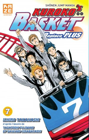Kuroko's Basket Replace PLUS 7 Simple