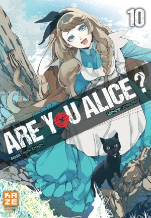 Are You Alice? # 10