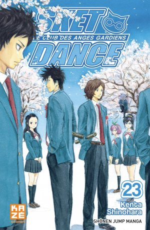 Sket Dance 23 Simple