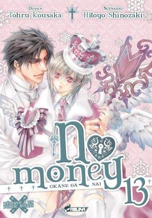 couverture, jaquette No money ! 13  (Asuka) Manga