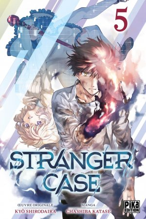 Stranger Case 5 Simple