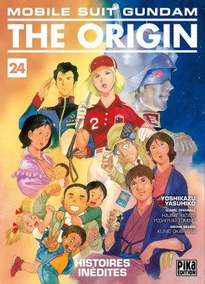 Mobile Suit Gundam - The Origin 24 SIMPLE
