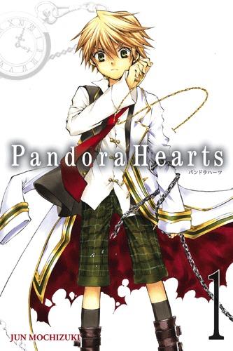 Pandora Hearts édition Américaine