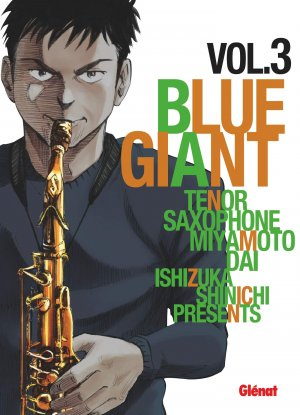 Blue Giant 3 Simple