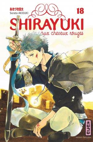Shirayuki aux cheveux rouges # 18