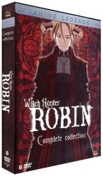 Witch Hunter Robin édition Anime Legends