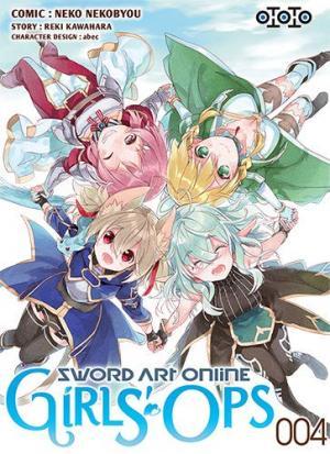 Sword Art Online - Girls' Ops # 4