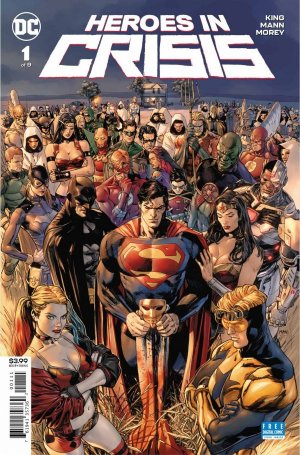 Heroes in Crisis édition Issues (2018 - 2019)