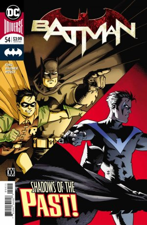 Batman # 54 Issues V3 (2016 - Ongoing) - Rebirth