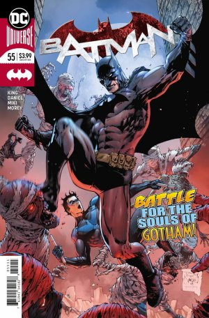 Batman # 55 Issues V3 (2016 - Ongoing) - Rebirth
