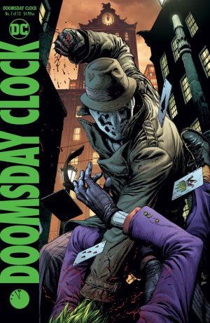 Doomsday Clock # 7 Issues (2017 - 2018)