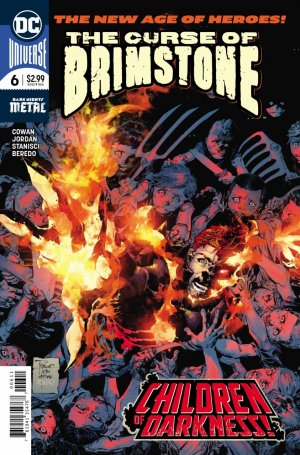 The Curse of Brimstone 6 Issues (2018-2019)