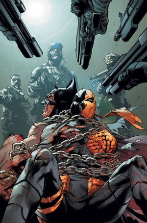 Deathstroke 35 Issues V4 (2016 - Ongoing) - Rebirth