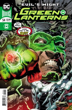 Green Lanterns 54 Issues V1 (2016 - Ongoing)