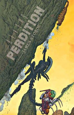 Aliens Perdition édition TPB hardcover (cartonnée)
