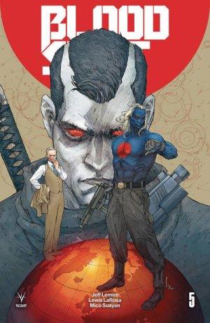 Bloodshot Salvation # 5 Issues (2017 - 2018)