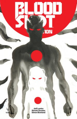 Bloodshot Salvation # 7 Issues (2017 - 2018)