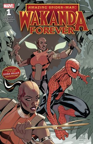 Amazing Spider-Man - Wakanda Forever # 1 Issue (2018)